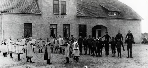 Skolen i gamle dage | Skoletjenesten